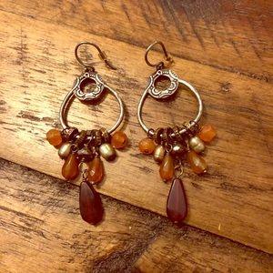 Silpada Chandelier Earrings